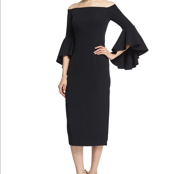 Milly Dresses & Skirts - MILLY Dress - Serena Off The Shoulder